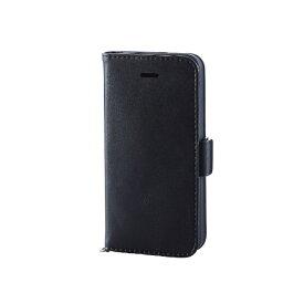 エレコム ELECOM iPhone SE(第1世代)4インチ/5s/5 ソフトレザーカバー 磁石付 手帳型ケース