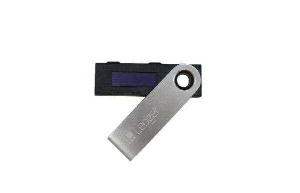 【送料無料】 LEDGER Ledger Nano S (レジャーナノ S)USB型ハードウエアウォレット