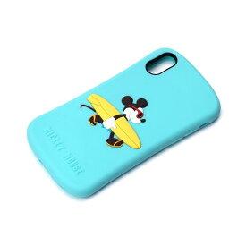 PGA iPhoneX用 シリコンケース ミッキーマウス PG-DCS370MKY