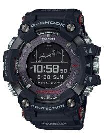 カシオ CASIO [Bluetooth搭載ソーラーGPS時計]G-SHOCK(G-ショック)「Master of G RANGEMAN(マスターオブG レンジマン)」 GPR-B1000-1JR GPR-B1000-1JR