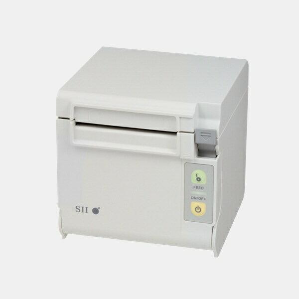 セイコーインスツル レシートプリンター(白) RP-D10-W27J2-B Airレジ対応商品[RP-D10-W27J2-B]