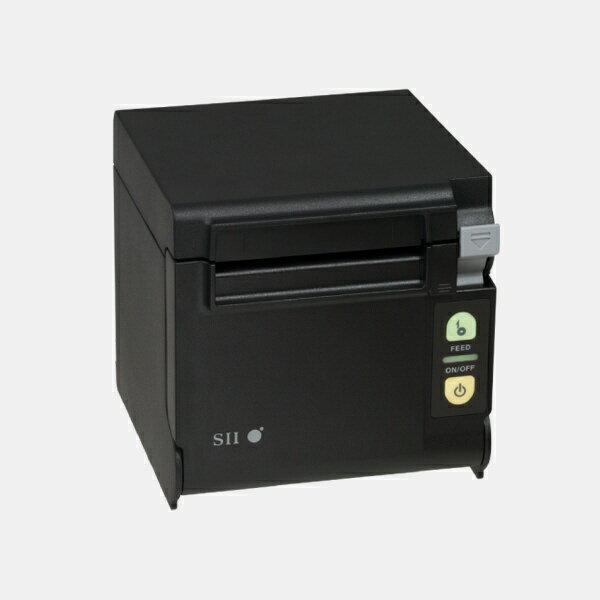 セイコーインスツル Seiko Instruments レシートプリンター(黒) RP-D10-K27J2-B Airレジ対応商品[RP-D10-K27J2-B]