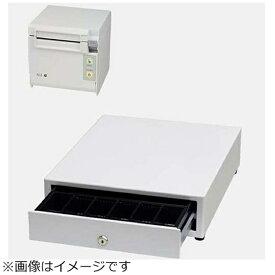 セイコーインスツル Seiko Instruments AirレジAセット(白) レシートプリンター RP-D10-W27J2-B/キャッシュドロア DRW-A01-W[エアレジ]