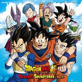 日本コロムビア NIPPON COLUMBIA 住友紀人(音楽)/ドラゴンボール超 オリジナルサウンドトラック -Vol.2-【CD】