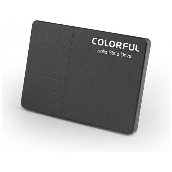COLORFUL 内蔵SSD 160GB バルク品[2.5インチ・SATA] SL300 160G
