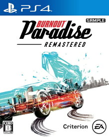 エレクトロニック・アーツ Electronic Arts Burnout Paradise Remastered【PS4】