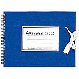 マルマン maruman [スケッチブック]アートスパイラル F0 ブルー S310-02