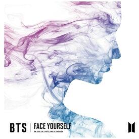 ユニバーサルミュージック BTS(防弾少年団)/FACE YOURSELF 通常盤【CD】