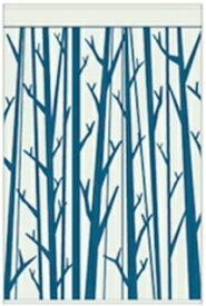 丸眞 タオルケット ウッドパターン シングルサイズ(140×190cm/グリーン)