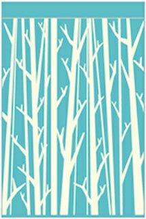 丸眞 タオルケット ウッドパターン(シングルサイズ/140×190cm/ブルー)