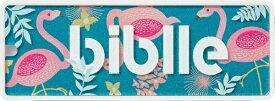 ジョージアンドショーン合同会社 George & Shaun 忘れ物防止タグ『biblle』 (フラミンゴWH 1-10) 1-10[110FRAMINGO]