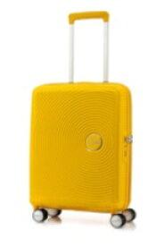 アメリカンツーリスター American Tourister TSAロック搭載スーツケース SOUNDBOX (110L)32G06003イエロー 【メーカー直送・代金引換不可・時間指定・返品不可】