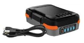ブラック&デッカー BLACK + DECKER GoPak 充電池(USBケーブル付き)