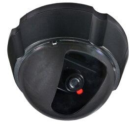 オーム電機 OHM ELECTRIC ダミーカメラUFO(防犯ステッカー付き) OSE-P-DD1 OSE-P-DD1 ブラック