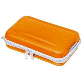 ナカバヤシ Nakabayashi ニンテンドーnew3DSLL new2DSLL用 プロテクトケース ブラック オレンジ SZC-3DSLL1401DD【New3DS LL/New2DS LL】