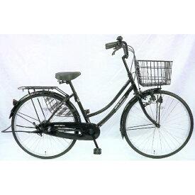 サイモト自転車 SAIMOTO 26型 自転車 パティオボックスSE(ブラック/シングルシフト) FW-B260BA-BC-BAA【組立商品につき返品不可】【b_pup】 【代金引換配送不可】【メーカー直送・代金引換不可・時間指定・返品不可】