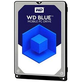 WESTERN DIGITAL ウェスタン デジタル WD20SPZX 内蔵HDD WD BLUE [2.5インチ /2TB]【バルク品】 [WD20SPZX]