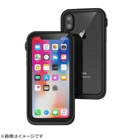 トリニティ Trinity iPhone X 完全防水ケース ブラック CT-WPIP178-BK
