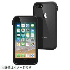 トリニティ Trinity iPhone 8 衝撃吸収ケース ブラック CT-IPIP174-BK