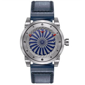ZINVO ジンボ ZINVO(ジンボ)「自動巻きタービン型秒針時計」 MARINE MARINE [正規品]