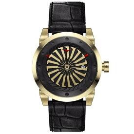 ZINVO ジンボ ZINVO(ジンボ)「自動巻きタービン型秒針時計」 ONXY ONXY