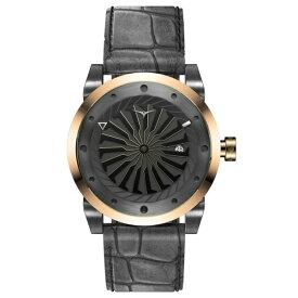 ZINVO ジンボ ZINVO(ジンボ)「自動巻きタービン型秒針時計」 FUSION FUSION [正規品]