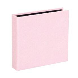エツミ ETSUMI E-5503 フォトアルバムエポカ チェキスクエア対応 20枚用 ピンク