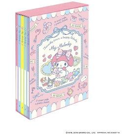 ナカバヤシ Nakabayashi 5冊BOXポケットアルバム マイメロディ