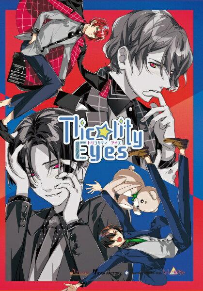 アイディアファクトリー IDEA FACTORY Tlicolity Eyes Vol.1 TAPR-0002