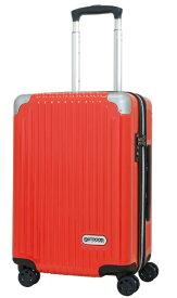 アウトドアプロダクツ OUTDOOR PRODUCTS スーツケース ファスナーキャリー 40L(45L) オレンジ OD-0757-50-OR