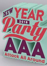 エイベックス・エンタテインメント Avex Entertainment AAA/AAA NEW YEAR PARTY 2018【ブルーレイ】