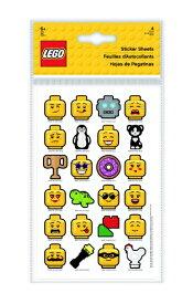 LEGO [ステッカー] LEGO Iconic ステッカーシート 4枚入り 37533