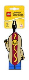 LEGO レゴ [タグ]LEGO Iconic ホットドッグタグ 37530
