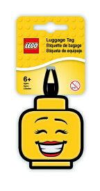 LEGO レゴ [タグ]LEGO Iconic ガールフェイスタグ 37532