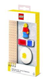LEGO レゴ [鉛筆 文具セット] LEGO ステーショナリー ミニフィグセット 37528