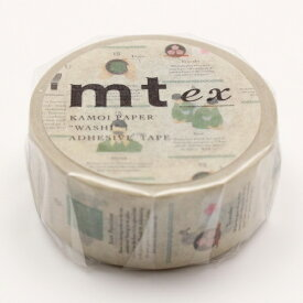 カモ井加工紙 KAMOI mt ex 茶の湯 MTEX1P145