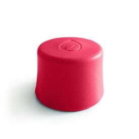 ENE エネ Lid Raspberry Red