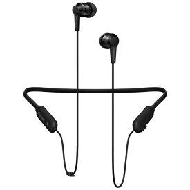 パイオニア PIONEER ブルートゥースイヤホン カナル型 ブラック SEC7BTB [リモコン・マイク対応 /ワイヤレス(ネックバンド) /Bluetooth][SEC7BTB]