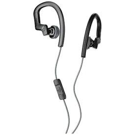 SKULLCANDY スカルキャンディ 耳かけ型 ブラックグレー S4CHY-K456 [リモコン・マイク対応 /φ3.5mm ミニプラグ][CHOPSFLEXBG]