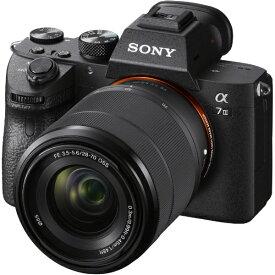 ソニー SONY ILCE-7M3K ミラーレス一眼カメラ α7III [ズームレンズ][ILCE7M3K]
