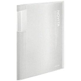 コクヨ KOKUYO [ファイル] クリヤーブック ノビータ (固定A4縦 60枚) 透明 ラ-N60T