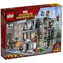 レゴジャパン LEGO 76108 スーパー・ヒーローズ ドクター・ストレンジの神聖な館での戦い