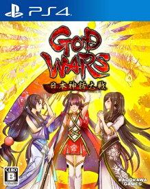 角川ゲームス KADOKAWA GAMES GOD WARS 日本神話大戦 通常版【PS4】