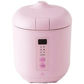 神明きっちん AK-PD01 炊飯器 poddi(ポッディー) ピンク [1.5合 /マイコン][AKPD01]