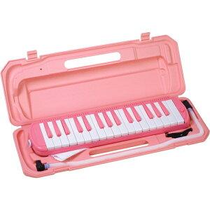 キョーリツ KYORITSU 鍵盤ハーモニカ P3001-32K/SAKURA サクラ[ピアニカ 32鍵盤 ピンク]