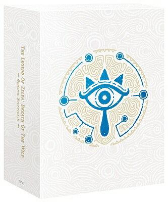 【送料無料】 日本コロムビア (ゲーム・ミュージック)/ゼルダの伝説 ブレス オブ ザ ワイルド オリジナルサウンドトラック 初回数量限定生産盤【CD】