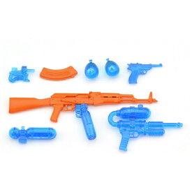 トミーテック TOMY TEC 1/12 LittleArmory [LA041] ウォーターガンB2(オレンジ×クリアブルー)