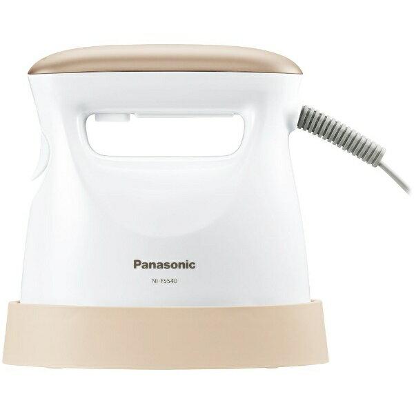 パナソニック Panasonic NI-FS540 衣類スチーマー ピンクゴールド調 [ハンガーショット機能付き][NIFS540]