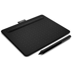WACOM ワコム CTL-4100WL/K0 ペンタブ(ペンタブレット) Intuos small ワイヤレス ブラック[CTL4100WLK0]