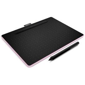 WACOM ワコム CTL-6100WL/P0 ペンタブ(ペンタブレット) Intuos Medium ワイヤレス ピンク[CTL6100WLP0]
